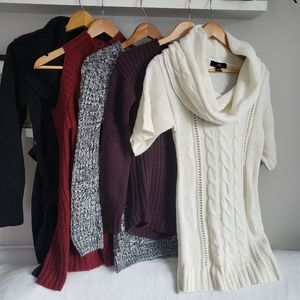 Sweaters - Sweater Lot / Winter Fall Cozy Size Small